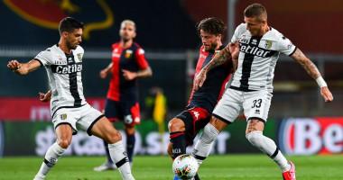 Дженоа - Парма 1:4 видео голов и обзор матча чемпионата Италии