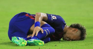 Неймар привел в ярость фанатов Барселоны