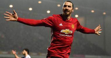 Блэкберн - Манчестер Юнайтед 1:2 Видео голов и обзор матча Кубка Англии
