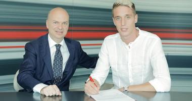 Милан сделал седьмое приобретение в нынешнее трансферное окно