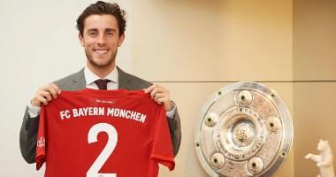 Бавария объявила о подписании футболиста Реала