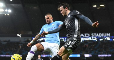 Манчестер Сити - Лестер 3:1 Видео голов и обзор матча