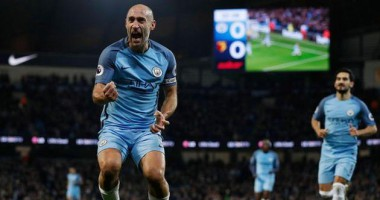 Манчестер Сити - Уотфорд 2:0 Видео голов и обзор матча чемпионата Англии