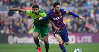 Барселона - Эйбар 5:0 видео голов и обзор матча Ла Лиги