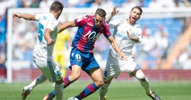 Реал Мадрид – Леванте 1:1 Видео голов и обзор матча чемпионата Испании
