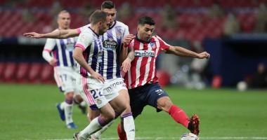 Вальядолид — Атлетико 1:2 видео голов и обзор матча чемпионата Испании