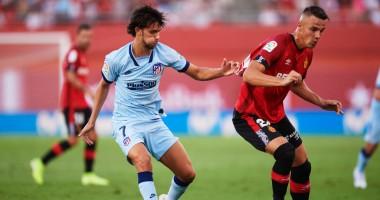 Мальорка - Атлетико 0:2 видео голов и обзор матча чемпионата Испании