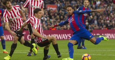 Барселона - Атлетик Бильбао 3:0 Видео голов и обзор матча чемпионата Испании