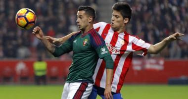 Спортинг  Хихон - Осасуна 3:1 Видео голов и обзор матча чемпионата Испании