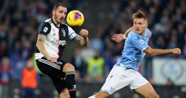 Лацио - Ювентус 3:1 видео голов и обзор матча чемпионата Италии