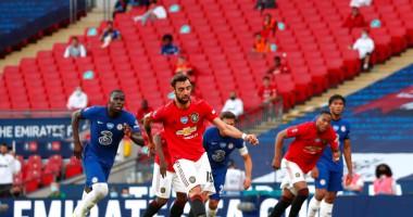 Манчестер Юнайтед - Челси 1:3 видео голов и обзор полуфинала Кубка Англии