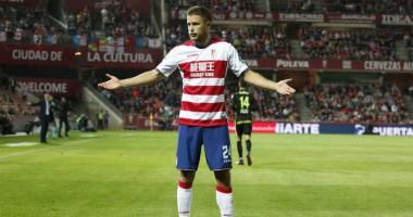Кравец отметился голевой передачей в матче Гранады против Валенсии