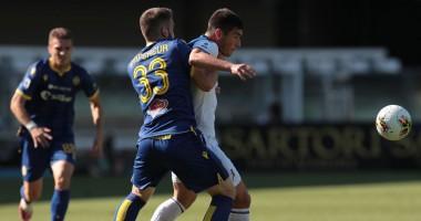 Верона - Аталанта 1:1 видео голов и обзор матча чемпионата Италии