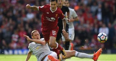 Ливерпуль - Манчестер Юнайтед 0:0 обзор матча