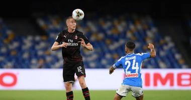 Наполи - Милан 2:2 видео голов и обзор матча чемпионата Италии