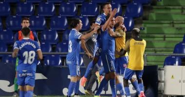 Хетафе - Реал Сосьедад 2:1 видео голов и обзор матча Ла Лиги