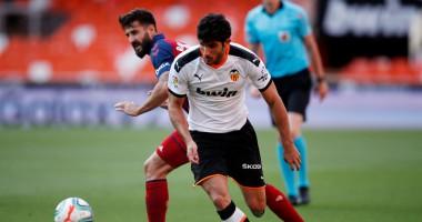 Валенсия - Осасуна 2:0 видео голов и обзор матча Ла Лиги