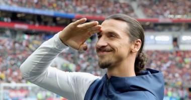 Ибрагимович прибыл в Милан для подписания контракта