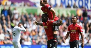Суонси Сити - Манчестер Юнайтед 0:4 видео голов и обзор матча