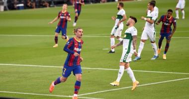 Барселона выиграла первый трофей с Куманом