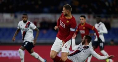 Рома - Болонья 2:3 Видео голов и обзор матча чемпионата Италии