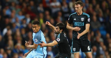 Манчестер Сити - Вест Бромвич 3:1 Видео голов и обзор матча чемпионата Англии