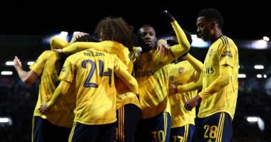 Портсмут - Арсенал 0:2 видео голов и обзор матча Кубка Англии