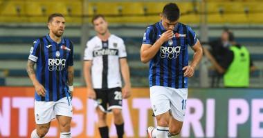 Парма - Аталанта 1:2 видео голов и обзор матча чемпионата Италии