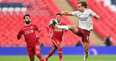 Арсенал - Ливерпуль 1:1 (5:4 по пен.) видео голов и обзор матча за Суперкубок Англии