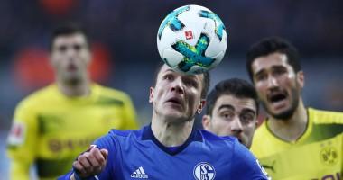 Боруссия Д – Шальке 4:4 видео голов и обзор матча чемпионата Германии