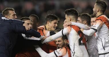 Райо Вальекано - Бетис 2:2 (по пен. 4:2) видео голов и обзор матча Кубка Испании