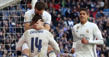 Реал Мадрид - Гранада 5:0 Видео голов и обзор матча чемпионата Испании