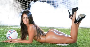 Сексуальная колумбийка, которая без ума от звезды Реала