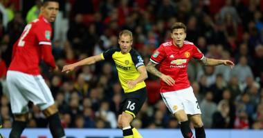 Манчестер Юнайтед - Бертон 4:1 Видео голов и обзор матча