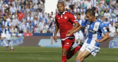 Леганес - Севилья 2:3 Видео голов и обзор матча чемпионата Испании