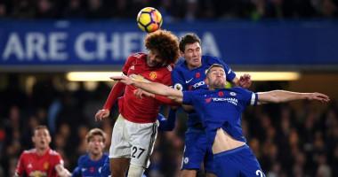 Челси — Манчестер Юнайтед 1:0 Видео гола и обзор матча