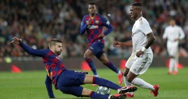 Реал - Барселона 2:0 видео голов и обзор матча чемпионата Испании