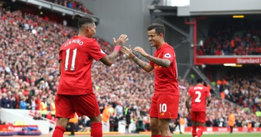 Бразильские игроки Ливерпуля весело затусили на свадьбе своего друга