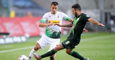 Боруссия М - Вольфсбург 3:0 видео голов и обзор матча Бундеслиги
