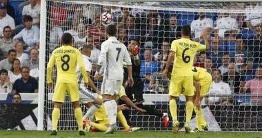 Реал Мадрид - Вильярреал 1:1 Видео голов и обзор матча чемпионата Испании