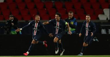 Ним - ПСЖ 0:4 Видео голов и обзор матча чемпионата Франции