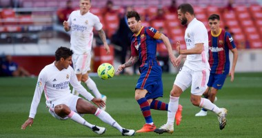 Барселона - Реал 1:3 видео голов и обзор матча чемпионата Испании