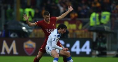Рома - Брешия 3:0 видео голов и обзор матча Серии А