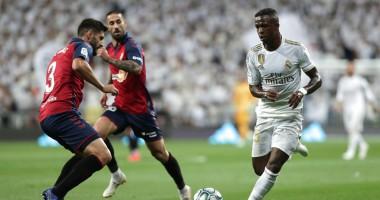 Реал - Осасуна 2:0 видео голов и обзор матча Ла Лиги