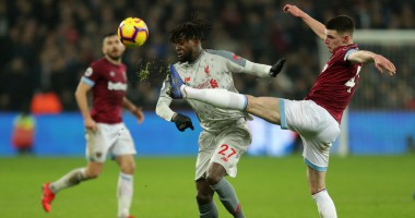 Ливерпуль забил с явного офсайда, но все же потерял очки в матче с Вест Хэмом