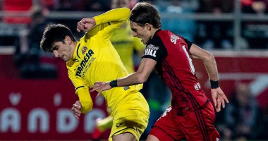 Мирандес - Вильярреал 4:2 видео голов и обзор матча Кубка Испании