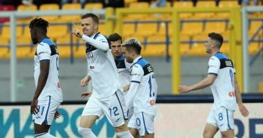 Лечче - Аталанта 2:7 видео голов и обзор матча чемпионата Италии