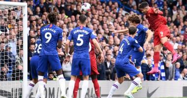 Челси - Ливерпуль 1:2 видео голов и обзор матча АПЛ