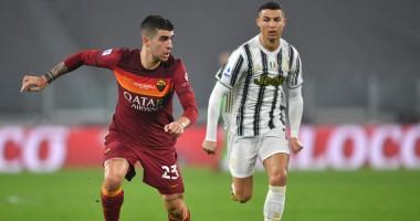 Ювентус - Рома 2:0 Видео голов и обзор матча