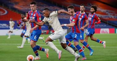 Кристал Пэлас - Манчестер Юнайтед 0:2 видео голов и обзор матча чемпионата Англии
